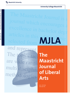 MJLA cover page