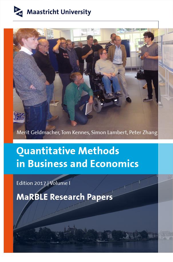 View Vol. 1 (2017): Quantitative Methods in Business and Economics