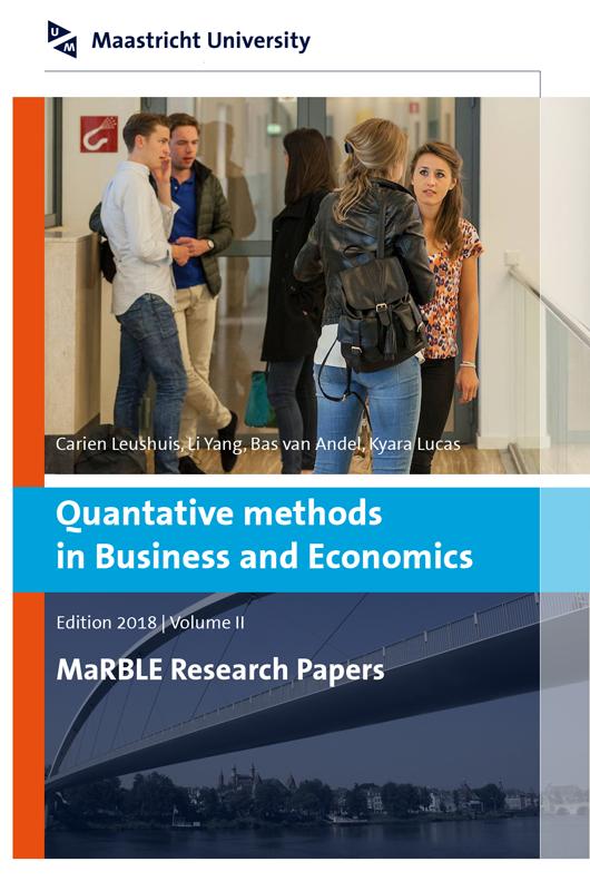 View Vol. 2 (2018): Quantitative methods in Business and Economics